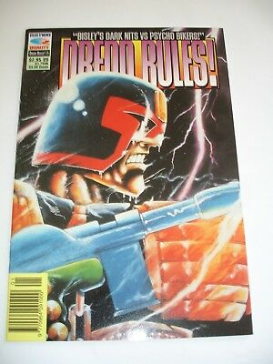 Dredd Rules Issue Number 15