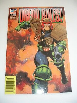 Dredd Rules Issue Number 17