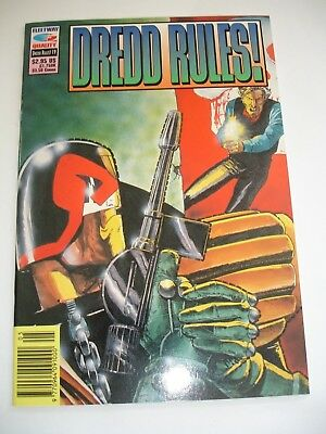 Dredd Rules Issue Number 19