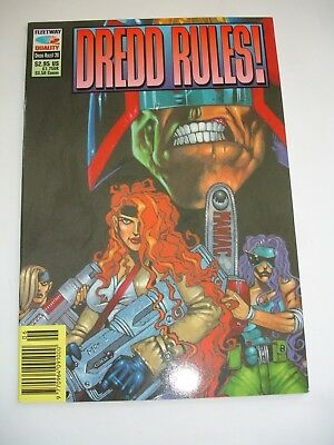 Dredd Rules Issue Number 20
