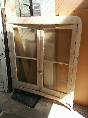 Victorian Cupboard Doors and frame