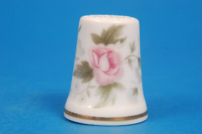 TCC Minton 'Spring Bouquet' 1987 China Thimble B/106