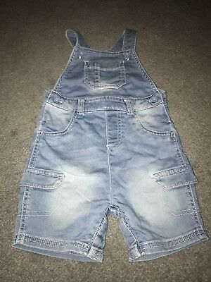 Mothercare 12-18 Months Boys Dungarees