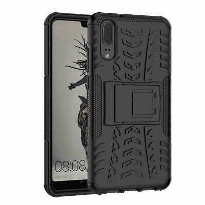 Huawei P20 / P20 Lite / P20 Pro Case, Heavy Duty Armour Shock Proof Case Cover