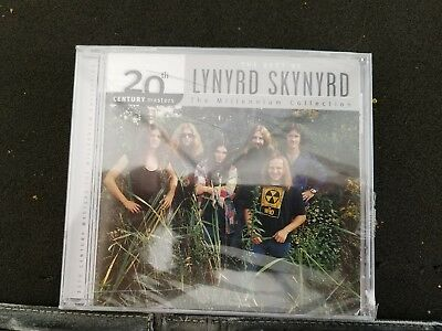 Best Of Lynyrd Skynyrd CD Greatest Hits Essential Compilation NEW Free Shipping