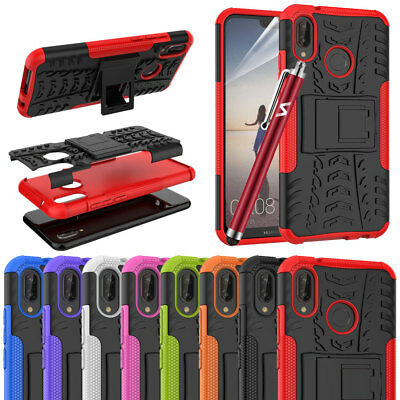 Huawei P20 Lite Case Heavy duty Hybrid Rugged Shockproof Hard Case Cover