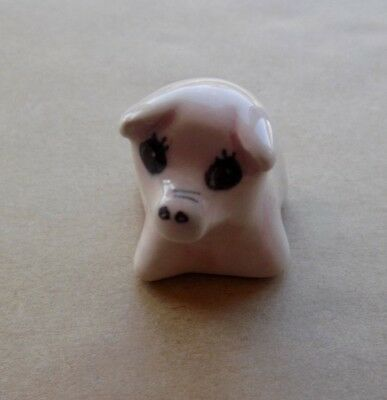 Philip Laureston Pottery Pig Piglet Babbacombe England