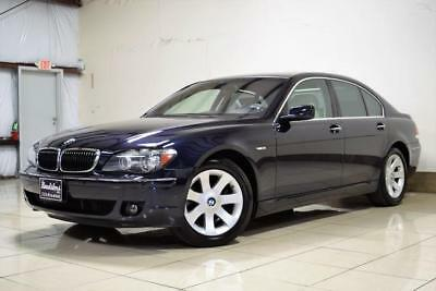 7-Series 750i 2007 BMW 750I 7 SERIES LOW MILES FULLY LOADED NAV SUNROOF MUST SEE