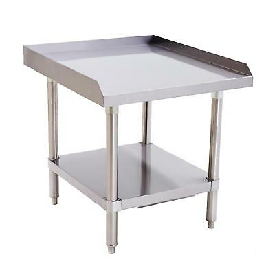 "Atosa ATSE-2824 MixRite 24""x28"" Stainless Steel Equipment Stand"