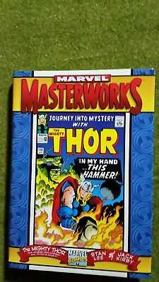 The Mighty Thor Masterworks 111-120.