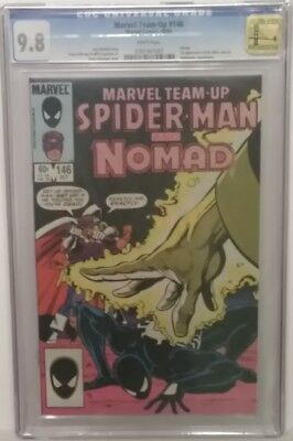 Marvel Team-Up #146 9.8 CGC Spider-Man and Nomad