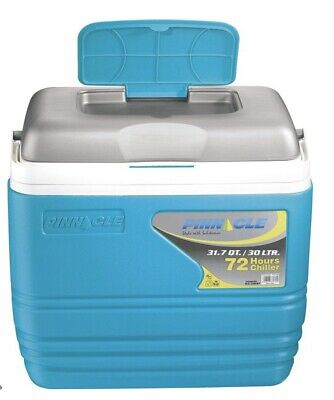 Pinnacle Primero Cooler Box 30L - Blue Keep cool up to 72 hours Tough,insulated