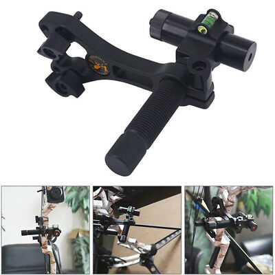 Aluminum Red Laser Sight Aligner Alignment for Compound Bow Hunting Equipmen