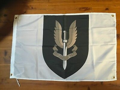 Who dares win sas army Australia  special air services sas  man cave flag poster