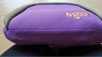 Bubble Bum. Bubblebum Inflatable Car Booster Travel Seat.  4-11 year old