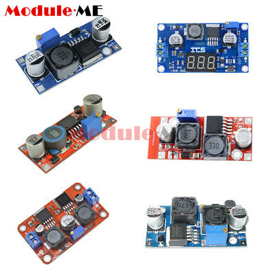 XL6009 DC Adjustable Step Up Down Boost Power Converter Module Replace LM2596 UK