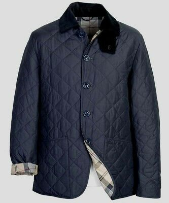 RRP£150 Barbour Tandale Quilted Jacket Men's Size L Coat Dress Tartan Liddesdale