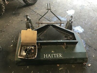Hayter 4ft Pasture Topper Comps T Tractor Quad