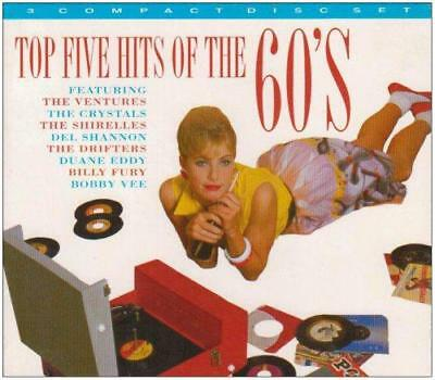 Top Five Hits of the 60's, Various, Good Box set