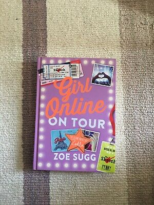 Girl Online: On Tour by Zoe Sugg (Hardback, 2015)