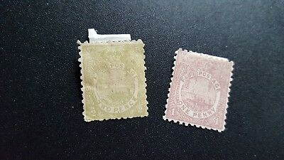fiji classic stamps mh ng hv a2353