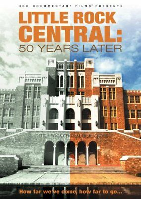 Little Rock Central High: 50 Years Later (DVD, 2007, HBO Documentary)