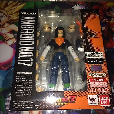 S.H. Figuarts Dragon Ball Z Android 17