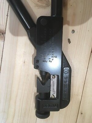 cembre crimping tool 10mm to 150mm