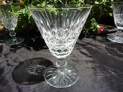 """Waterford Crystal: VINTAGE TRAMORE WATER GOBLET(S) * 5 5/8"""" TALL"""