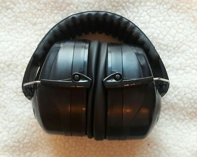 Mpow Ear Defenders, Fits Adults and Kids, 34dB SNR Comfortable Safety Ear Muffs