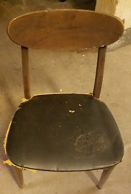 Set of 3 Vintage Mid- Century Stanley Furniture Side Chairs