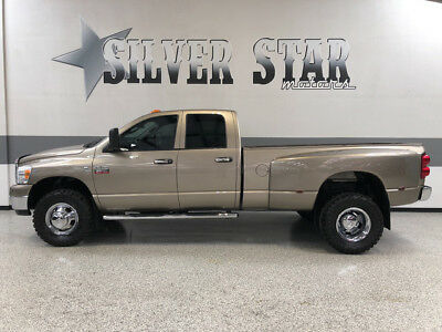 2009 Dodge Ram 3500  2009 Ram 3500 SLT DRW 4WD Cummins QuadCab LongBed Loaded NICE TX!