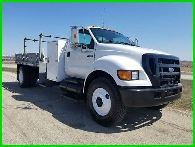 2005 Ford F-750 Low Miles and Fleet Maintained, CLEAN TRUCK Stock#15742