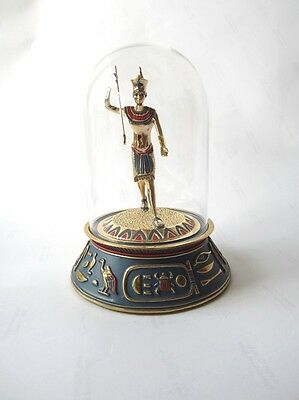 Franklin Mint LIMITED EDITION - THE PHARAO HUNTER - Hand Painted - Ägypten -