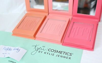 Kylie Cosmetics Blush **100% Genuine** X Rated Barely Legal Virginity