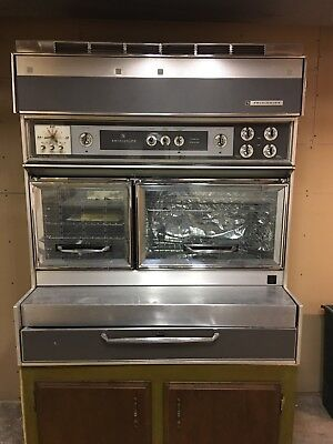 1965 Frigidaire Custom Imperial Flair with Rotisserie RCI-645J, Never Used