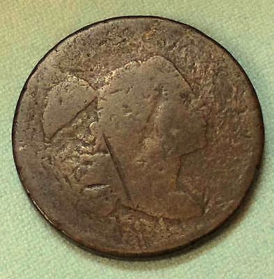 1794 Liberty Cap Large Cent Nice