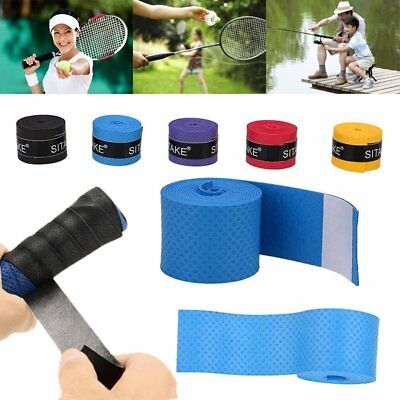Stretchy Tennis Racquet Grip Tape Absorbent Anti Slip Sports Accessory