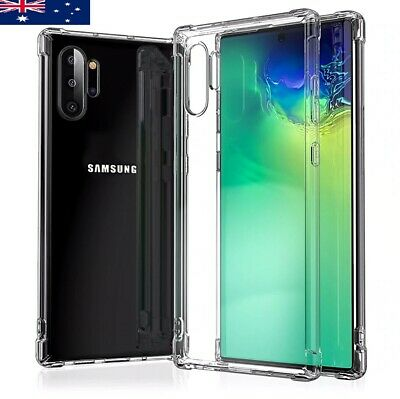 Soft Clear Case For Samsung Galaxy S10 S10e S9 S8 Plus S7 Edge S6 S5 Note8 Note9
