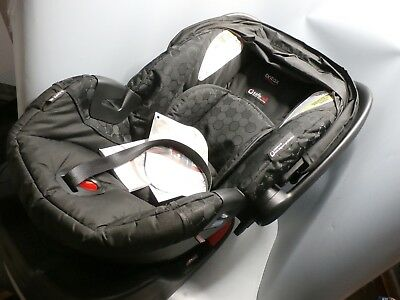New out of Box BRITAX B-SAFE 35 INFANT CAR SEAT, BLACK With Base!