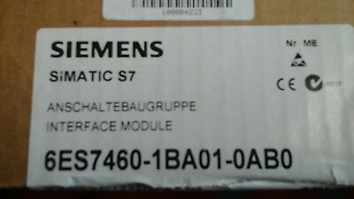 Siemens Simatic S7 Interface Module 6Es7460-1Ba01-0Ab0