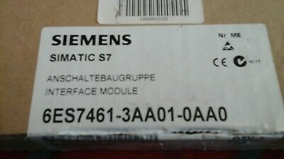 Siemens simatic s7 interface module 6ES7461-3AA01-0AA0