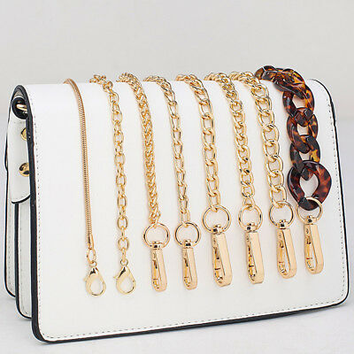 Hot Metal Purse Chain Strap Handle Shoulder Crossbody Bag Handbag Replacement