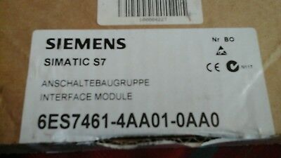 Siemens simatic s7 interface module 6ES7461-4AA01-0AA0