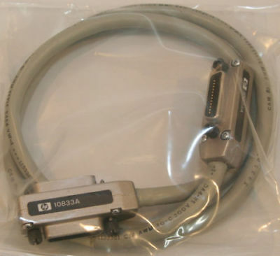 Agilent/HP 10833A / 10833B HPIB Cable GPIB/IEEE-488 Compatible 1 Meter
