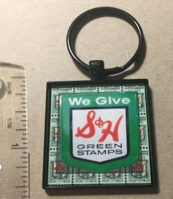S&h Green Stamps Key Ring