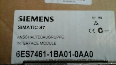 Siemens simatic s7 interface module 6ES7461-1BA01-0AA0