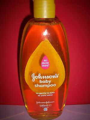 Johnson`s Baby Shampoo no more tears ph balanced €6,59/  500ml ( €1,32/ 100ml )
