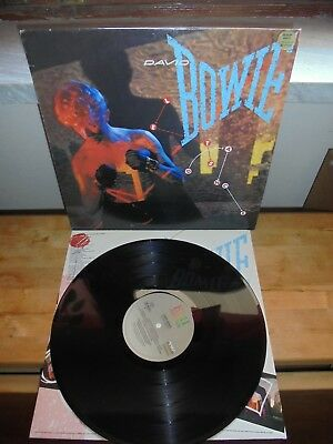 "David Bowie ‎""Let's Dance"" LP EMI America ‎– 64 4001651 ITA 1983 - INNER"