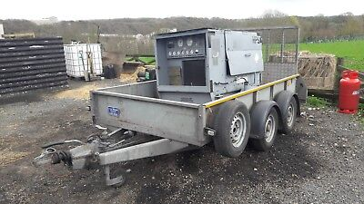 Ifor Williams 10 x 5 GD Trailer